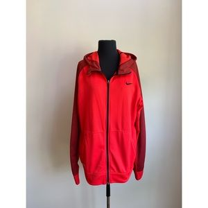 Nike Therma Fit Hoodie Size Large